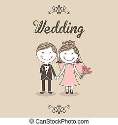 婚禮, 設計