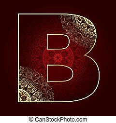 字母表, 植物, 打旋, 信, 葡萄酒, b