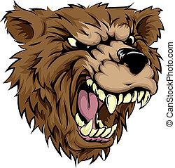 字, 熊, 吉祥人