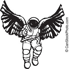 宇航員, 天使