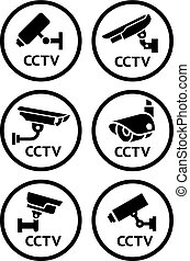 安全照像机, 集合, pictograms
