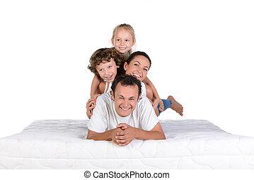 家庭, 床墊
