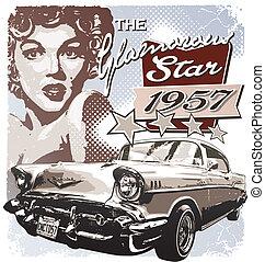 富有魅力, america's, 1957 年