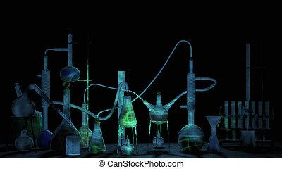 實驗室, 科學