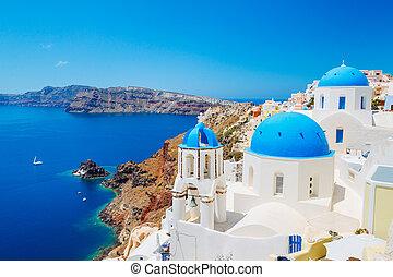 島, 希臘, santorini