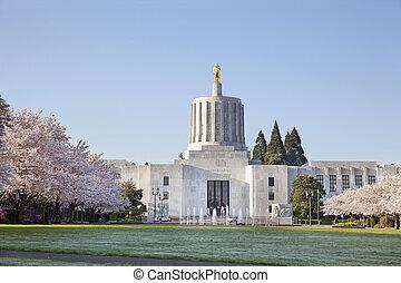 州州議會大廈, 俄勒岡州
