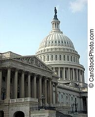 州議會大廈, 政府