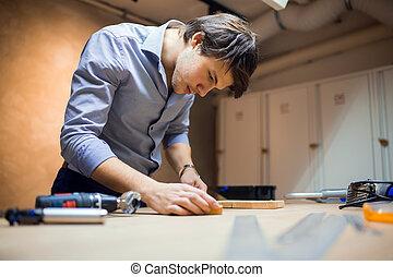 工作台, 木匠, 工作, 設計