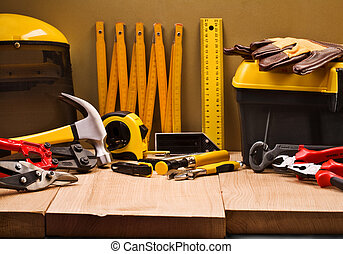 工具, 作品, 工作