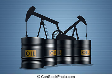工業, 石油