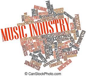 工業, 音樂