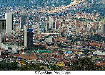 市區, 哥倫比亞, medellin