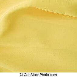布, 黃色的背景