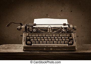 平靜的生活, 作家, 類型
