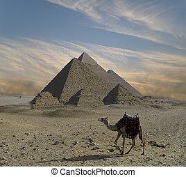 幻想, 金字塔