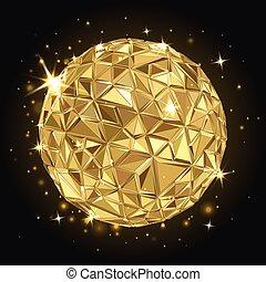 幾何學, disco球