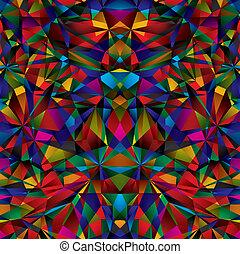 幾何學, pattern., seamless, 表面
