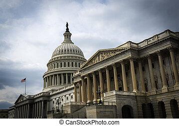建築物, 國會山