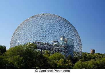 建築物, 圓屋頂
