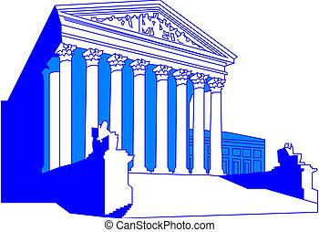 建築物, 最高法院, 我們