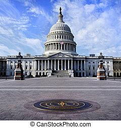 建築物, 狀態, 團結, 州議會大廈