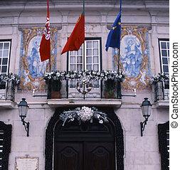 建築物, 葡萄牙, 政府