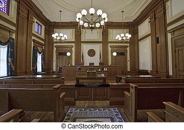 建築物, 3, 具有歷史意義, 法庭