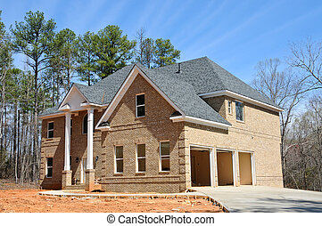 建設, 新的家