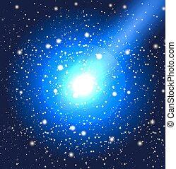 彗星, 偉大, -