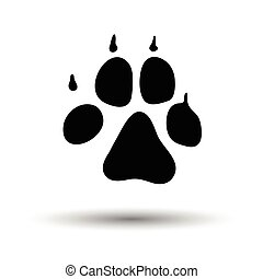 形跡, 狗圖示