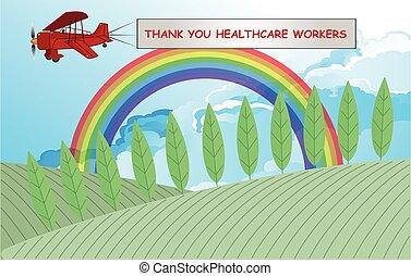 彩虹符號, 支持