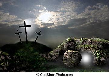 復活節, 3