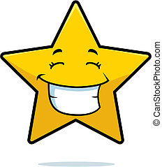微笑, 星
