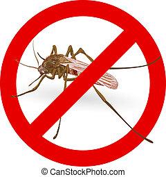 徵候。, 停止, 蚊子