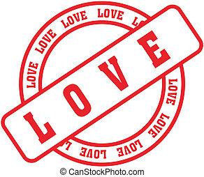 愛, 詞, stamp7