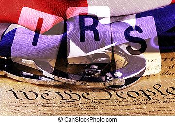 憲法, 我們, 兩次曝光