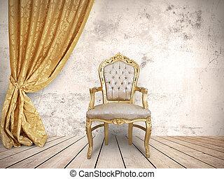 成功, 椅子