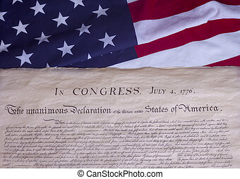 我們, 歷史資料, 憲法
