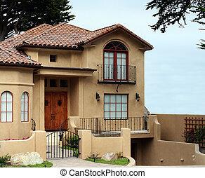 房子, 現代