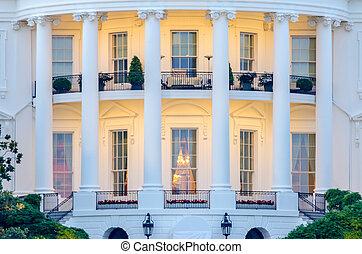 房子, 白色, 華盛頓特區