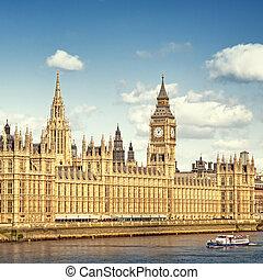 房子, 議會, london.