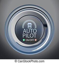 按鈕, autopilot