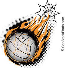 排球, 大氣現象