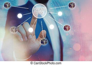 提供, 未來, 區域, spread., 在之內, system., 太陽, 相片, 這, 寫, 顯示, 疾病, nasa., 元素, 社區, 事務, 筆記, 圖象, highlycontagious, 地方, 圖像, 傳播, showcasing