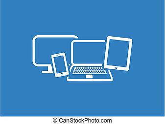 插圖, multi-platform