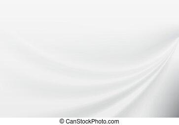 摘要, 光滑, 插圖, 運動, 背景。, 矢量, 白色