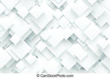 摘要, 矢量, 技術, 白色 背景
