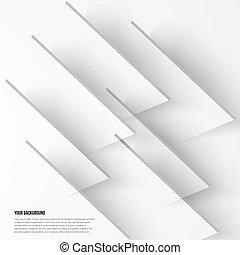 摘要, 矢量, 設計, 背景, fractal., 陰影