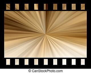 摘要, 電影, 背景, 剝去
