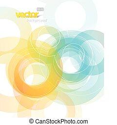 摘要, circles., 插圖